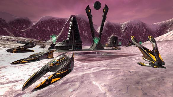 《战争地带:战斗指挥官》游戏截图