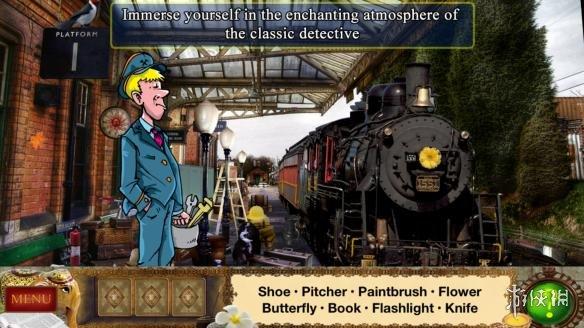 《福尔摩斯:诱捕猎人》游戏截图