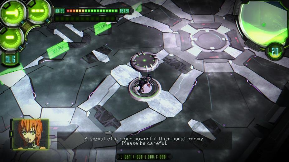 《大马士革机器人:大阪始战HD》游戏截图(1)