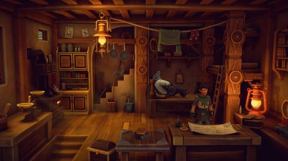 《沉睡的大地》游戏截图