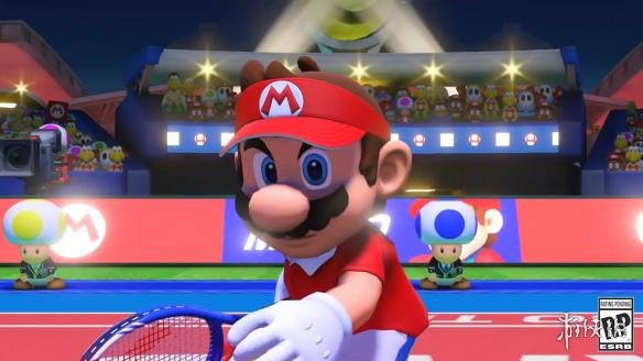 《马里奥网球Aces》demo试玩心得 游戏画面怎么样?