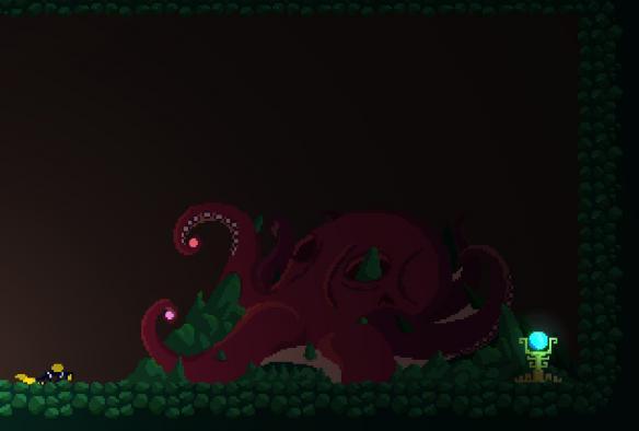 《潜水》游戏截图