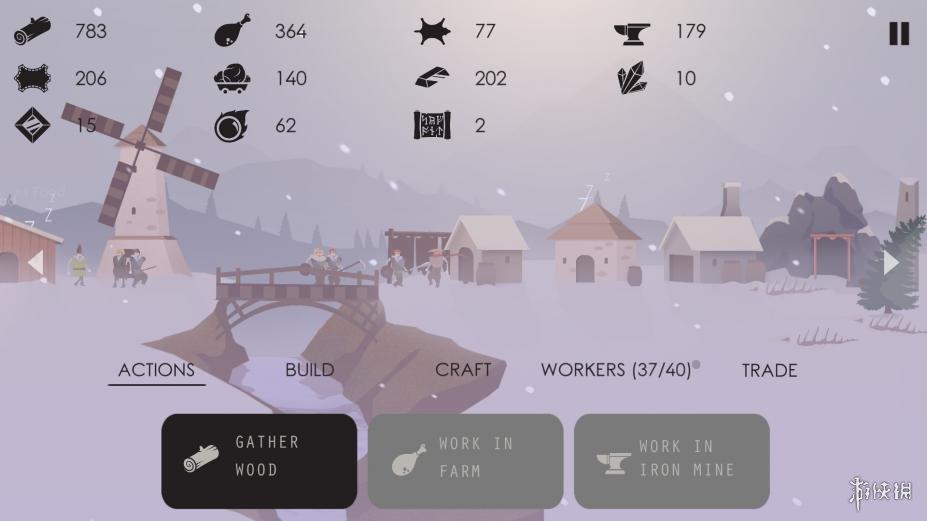 《篝火:被遗忘的土地》游戏截图(1)