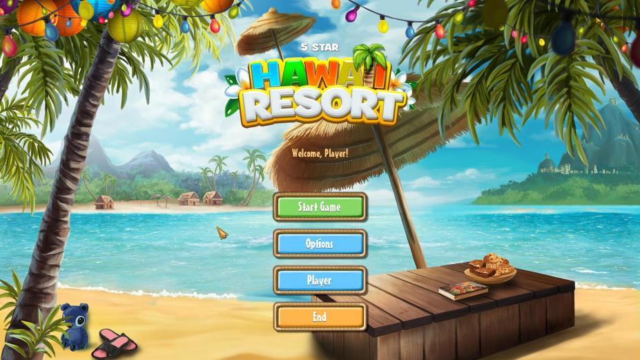 《5星级夏威夷度假村》游戏截图(1)
