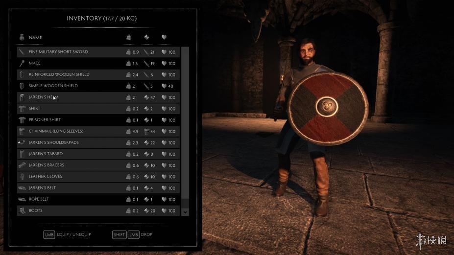 《氦:越狱》游戏截图