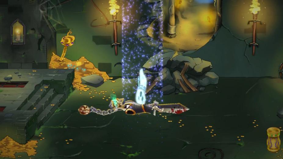 《灵魂掠夺者》游戏截图
