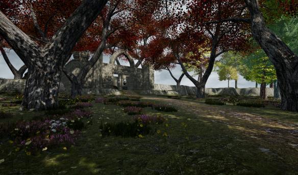 《素娜》游戏截图