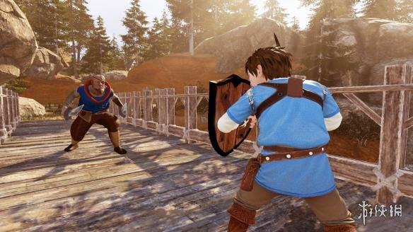《追击野兽》游戏截图