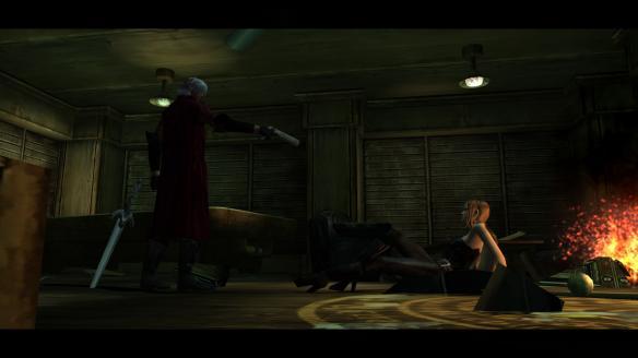 《鬼泣HD》游戏截图-1