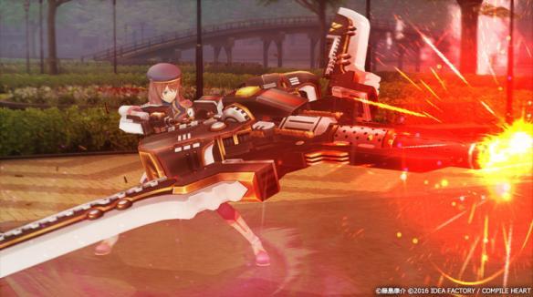 《黑玫瑰的瓦尔基里》游戏截图-1