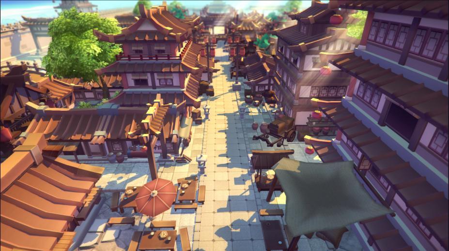 《幻想三国志5》游戏截图-1