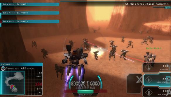 《突击枪手HD》游戏截图-2