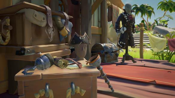 《盗贼之海》游戏截图-1