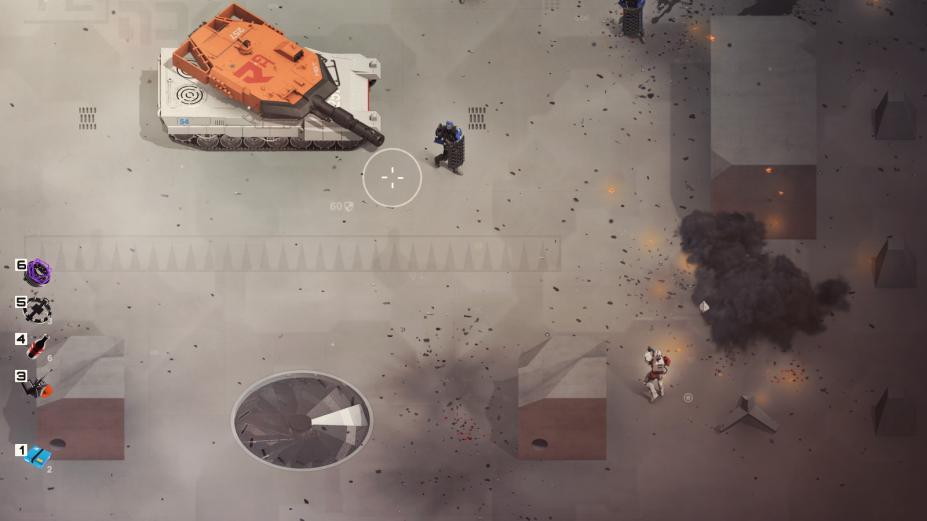 《虛實之間》游戲截圖
