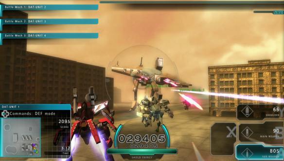 《突击枪手HD》游戏截图