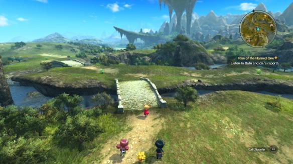 《二之国2:亡魂之国》游戏截图-2