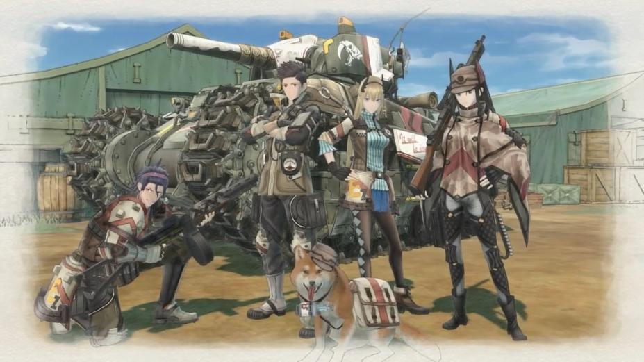 《战场女武神4》游戏截图-2(3)