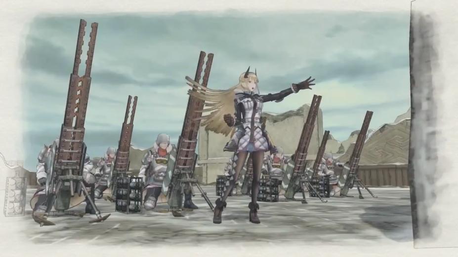 《战场女武神4》游戏截图-2(6)