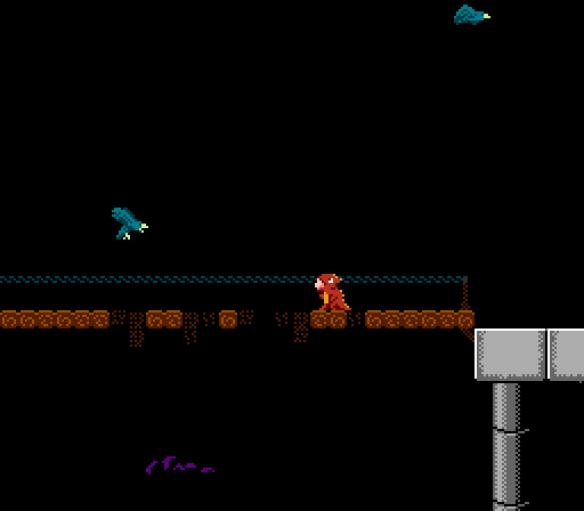 《蜥蜴》游戏截图