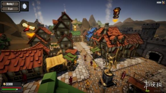 《中世纪商店模拟》游戏截图