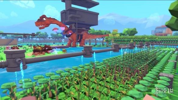 《方块方舟》游戏截图