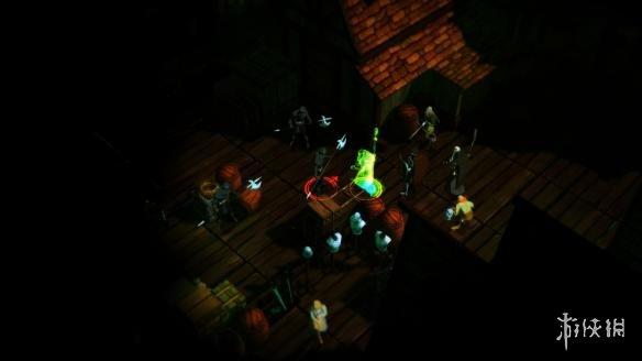 《剑之传奇奥曼》游戏截图