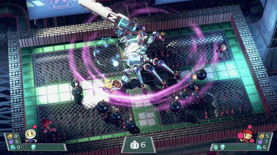 《超级炸弹人R》游戏截图-2