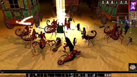 《无冬之夜》游戏截图