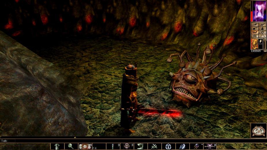 《无冬之夜》游戏截图(1)