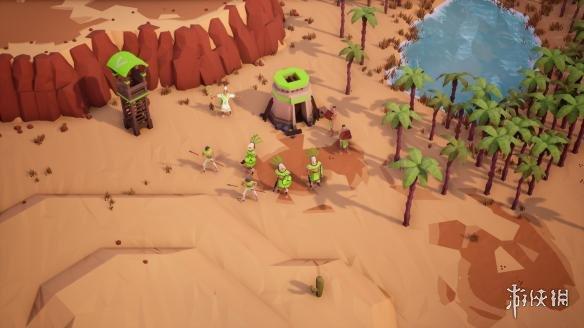 《帝国破裂》游戏截图