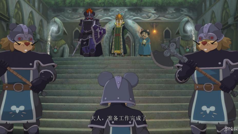 《二之国2:亡魂之国》中文截图