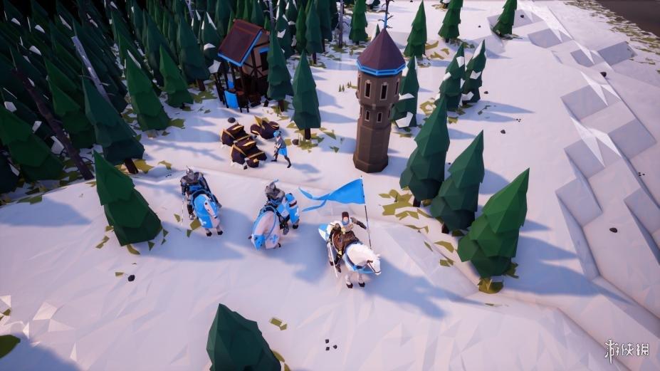 《帝国分裂》游戏截图
