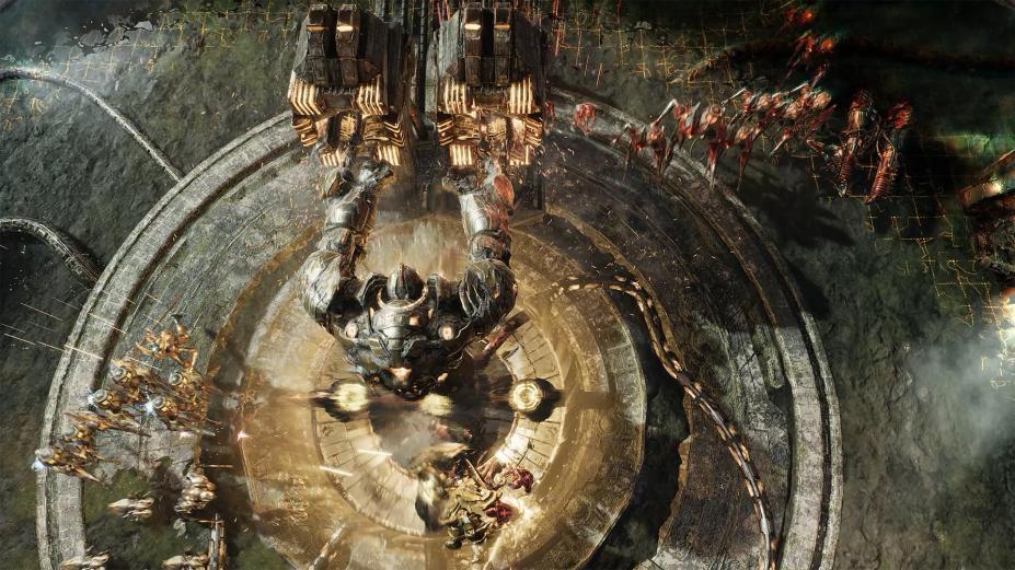 《傀儡之门》游戏截图