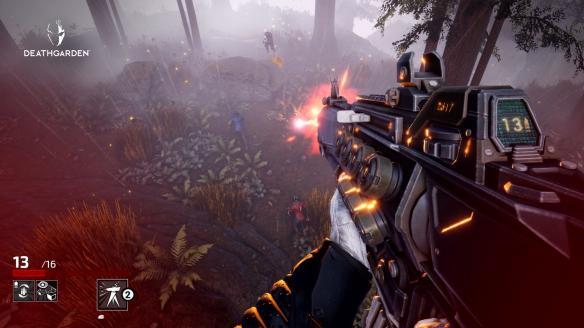 《死亡花园》高清游戏截图-1