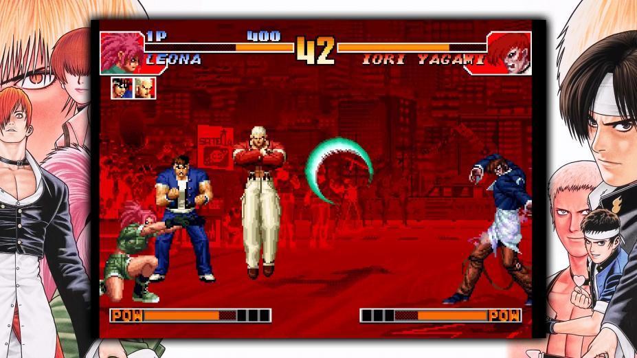 《拳皇97:全球對決》游戲截圖