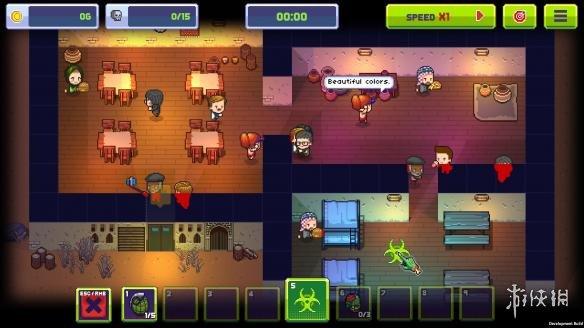 《传染恐慌3:启示录》游戏截图