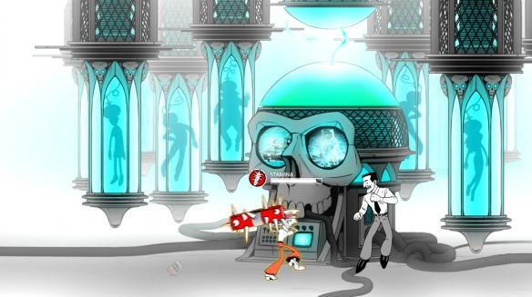《超级达里尔》游戏截图