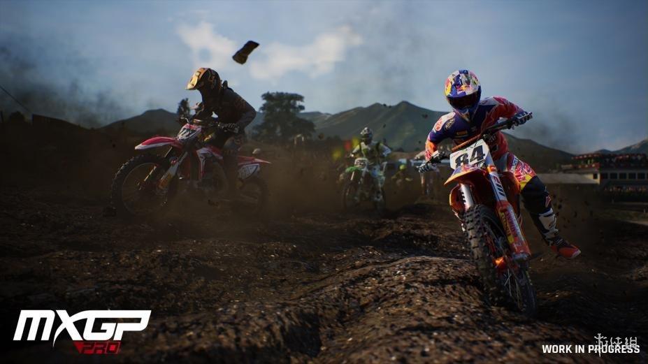 《越野摩托Pro》游戏截图