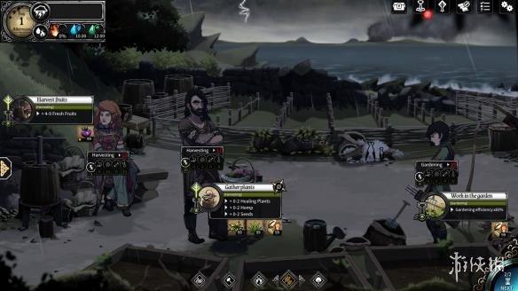 《死在文兰》游戏截图