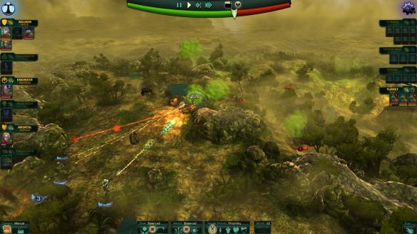 《暴风要塞》游戏截图