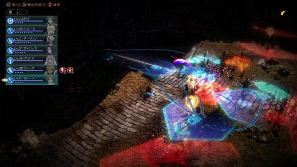 《皇帝圣印战记》游戏系统截图