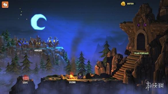 《地下城之星》游戏截图