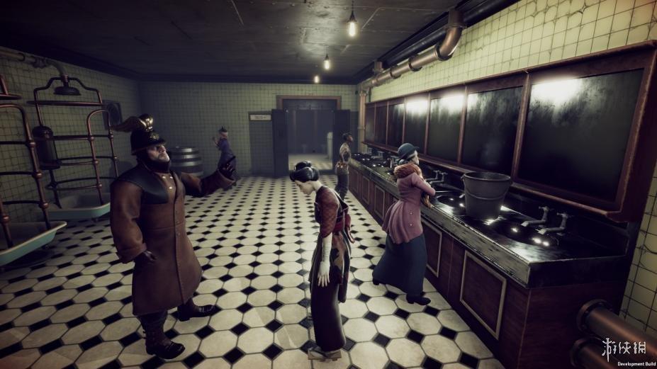 《致命追逐》游戏截图