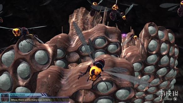 《地球防卫军4.1:羽翼射手》游戏截图