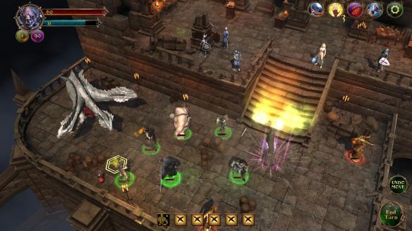 《恶魔的崛起:混沌领主》游戏截图