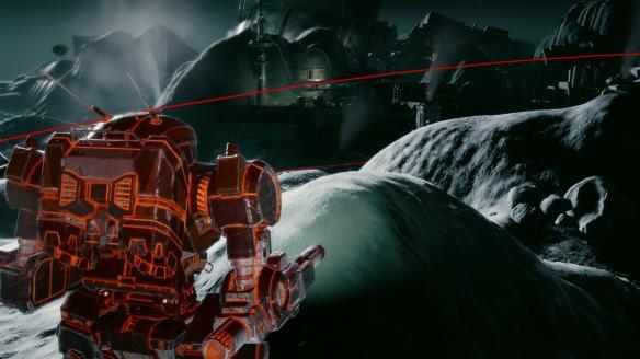 《暴战机甲兵》游戏截图-2