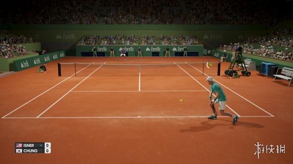 《澳洲国际网球》游戏截图