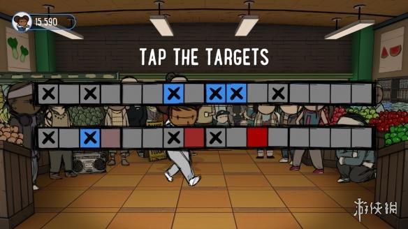 《街舞少年》游戏截图