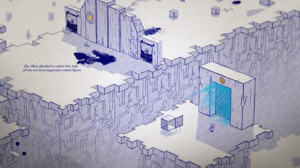 《Inked》游戏截图