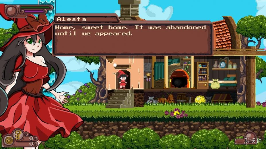 《猫神》游戏截图